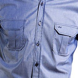 camisa buon giorno lisa azul gabriel