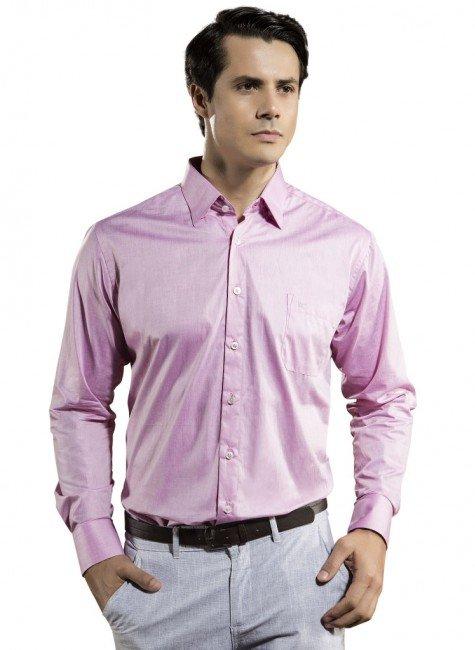camisa masculina social padrao buon giorno kleber