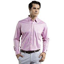 camisa masculina lisa buon giorno kleber