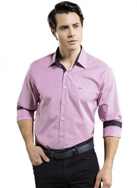 camisa social listrada fabiano