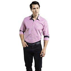 camisa listrada masculina social buon giorno fabiano