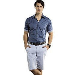 camisa manga curta buon giorno luiz gustavo