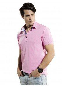 camisa polo rosa buon giorno junior