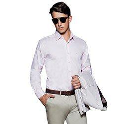 camisa branca vicenzo social vicenzo