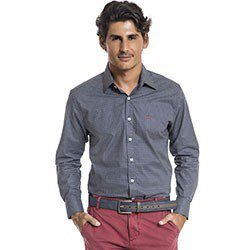 camisa masculina slim guon giorno goncalo