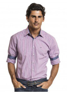 camisa masculina buon giorno kevin