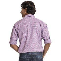 camisa masculina xadrez azul buon giorno kevin