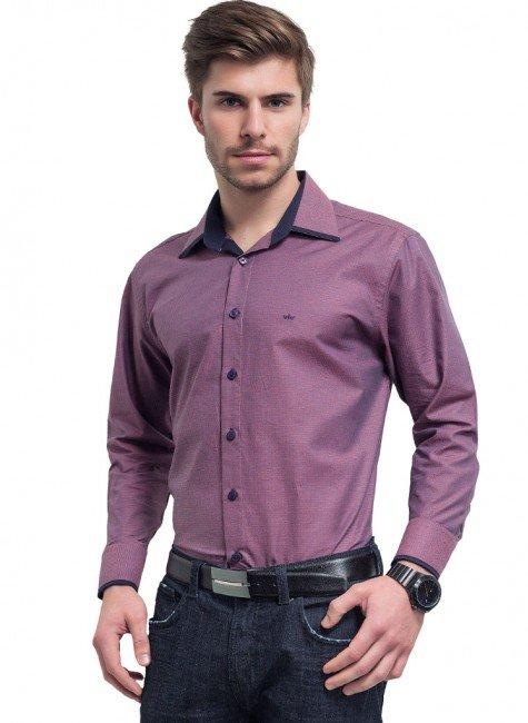 camisa masculina buon giorno luigi
