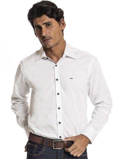 camisa branca buon giorno benito