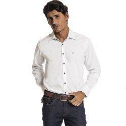 camisa masculina buon giorno branca benito