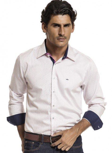 camisa listrada slim buon giorno sidnei