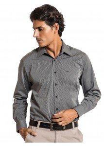 camisa de fio egipcio buon giorno eder