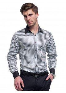 camisa masculina listrada samuel buon giorno samuel