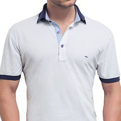 blusa polo masculina buon giorno pedro