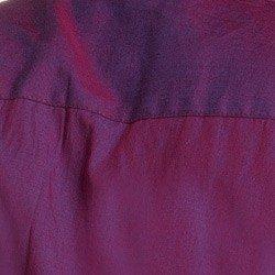 detalhe camisa masculina social manga longa mauro tecido