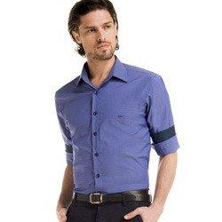 camisa social masculina buon giorno larte detalhe look