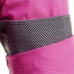 camisa social masculino violeta giorgi detalhe estampa