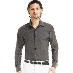 detalhe camisa buon giorno masculina social edney look