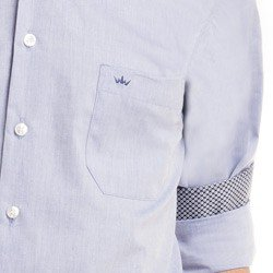detalhes camisa masculina buon giorno