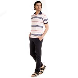 camisa polo masculina buon giorno robson look completo detalhe