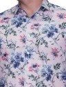 camisa estampada floral hawai buon giorno hanalei