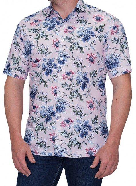 camisa estampada hawai buon giorno hanalei