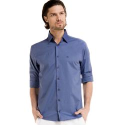 detalhe camisa social masculina buon giorno adan look