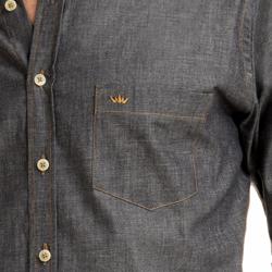 detalhe camisa lauro bolso